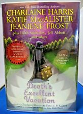 DEATH'S EXCELLENT VACATION by Charlaine Harris Hardcover