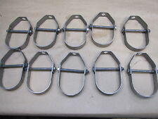 Lot of 10 Clevis PIPE Hanger Pipe Sz 2 In