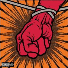 METALLICA - ST ANGER - NEW CD ALBUM