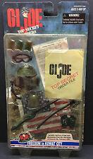 [62664] 1999 HASBRO GI JOE TOP SECRET ORDERS (KUWAIT) SET in ORIG. BUBBLE CARD