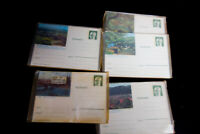 German Stamps mint Postal Cards of Scenes 168 views Scarce P112