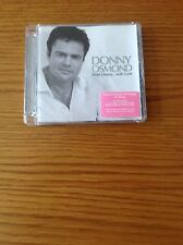 Donny Osmond - From Donny...With Love (2008)& Somewhere In Time cds