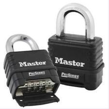 Master Lock 1178 Resettable Pro Series Combination Padlock