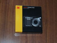New in Box - Kodak PIXPRO FZ53 16 MP Digital Camera - BLUE - 819900012583