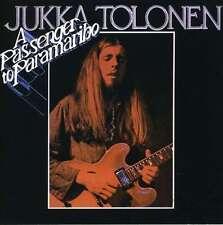 JUKKA TOLONEN - A PASSENGER TO PARAMARIBO - CD 7 TITRES - 1977 - TRÈS BON ÉTAT