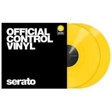 Serato Performance Series 12 Inch Control Vinyl (yellow, pair)