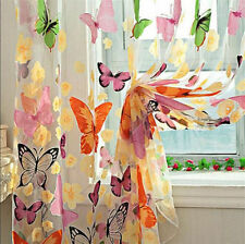 Custom Sheer Window Curtains