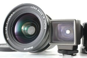 [ ALMOST MINT + Finder ] Mamiya N 43mm f/4.5 L Lens for Mamiya 7 II from Japan 2