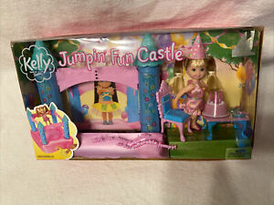Barbie Kelly Jumpin Fun Castle 56972 NIB