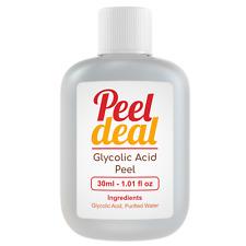 GLYCOLIC ACID PEEL 30ML  - AHA Facial Skin Peel 10% -70%