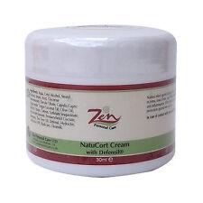 NATUCORT CREAM Organic with DEFENSIL 30ml dries up pimples,acne,skin irritation