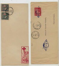 Haiti 2 covers 1931 and 1945 Ms0931