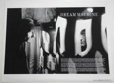 SIGNED Charles Gatewood William Burroughs Brion Gysin DREAM MACHINE Double Print