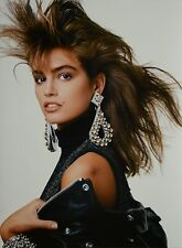 Steven Meisel Original Limited Edition Photo 33x44 Supermodel Cindy Crawford 80s