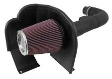 K&N 63-3085 Cold Air Intake for 2014-2017 Chevy Silverado 1500 4.3L V6