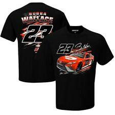 More details for nascar bubba wallace  black door dash fuel t-shirt 2021