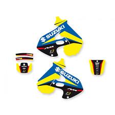 New Suzuki RM 125 250 96 97 98 99 00 Blackbird Dream 4 Graphic Sticker Kit 2310N
