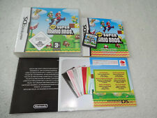 New Super Mario Bros. Nintendo DS Spiel komplett mit OVP und Anleitung