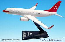 PrivatAir Boeing 737-700 1:200 NEU B737 ABO-73770H-015 Flight Miniatures Modell