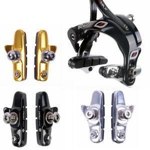 ZTTO Bike C-Brake Pads Caliper 61mm/38.5g Road Bike Brake Shoes Light-Weight