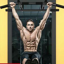 Door Horizontal Bar Body Workout Equipment Adjustable 200kg Bearing Pull Up Bar