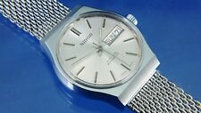 Retro Vintage Nidor Automatic Gents Watch Circa 1970S - NOS -21 jewel MSR P27