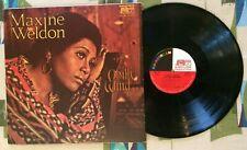 Maxine Weldon LP Chilly Wind 1971 Soul Jazz VG++/M-