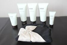 Ahava Gift Set Hand Cream 3.4oz Foot cream 3.4o Body Lotion 3.4 oz + 2 Bonus Mud