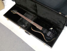 TRABEN Array Special 4-string BASS guitar Black Out Black Hardware w/ CASE - NEW