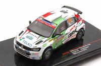 Model Car Rally Scale 1:43 Ixo VW Polo Gti R5 WRC 2 Rallye Sweden 2019
