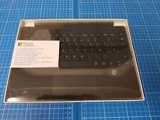 Microsoft Surface Pro 4 Type Cover Fingerprint (black) black(ES) 889842217261