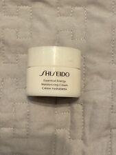 Shiseido Essential Energy Moisturizing Cream 30ml 1.1oz New