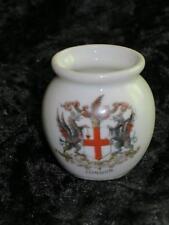 1900-1919 (Art Nouveau) Date Range Goss Porcelain & China