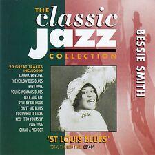 BESSIE SMITH : 'ST LOUIS BLUES' / CD - TOP-ZUSTAND
