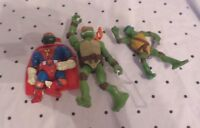 "1993 Mirage Studio Michelangelo 5"" Playmates 6"" Teenage Mutant Ninja Turtles 4"""
