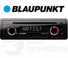Blaupunkt Alicante 170 car radio stereo CD player USB MP3 AUX input iPod iPhone