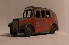 1940 s 50 s DINKY TOYS 25 h ou 250 rationalisé Fire Engine Appliance Leyland