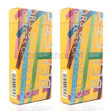24P Okamoto BENETTON Ultra Thin Lubricated Latex 002 Condoms 24P