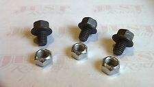1969 - '79 GM CHEVY TH350 Turbo 350, TH400 TORQUE CONVERTER BOLTS & NUTS