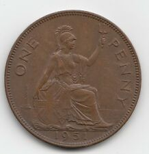 More details for very rare 1951 george vi penny 1d - choose your coin