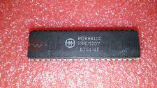 Mitel MT8981DC ISO-CMOS ST-BUS FAMILY Digital Switch CDIP40 X 1PC