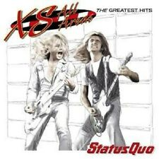 "STATUS QUO ""XS ALL AREAS"" 2 CD NEUWARE"