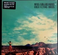 Noel Gallagher - Who Built The Moon? LP [Vinyl New] Ltd. 180gm Gate + Download