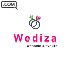 Wediza.com Premium Domain Name For Sale WEDDING STARTUP DOMAIN NAME