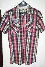 Hemd,Freizeithemd,Oberhemd,Kurz Arm,  Männer, Gr. L,