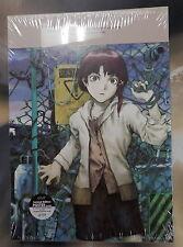 yoshitoshi ABe lain illustrations artbook hardcover with slipcover