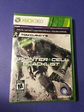 Tom Clancy's Splinter Cell Blacklist [ Special Edition ] (XBOX 360) NEW