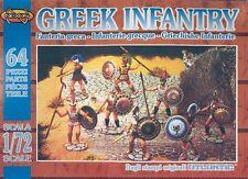 NEXUS 1/72 ATL-005 Greek Infantry (64 Figures, 11 Poses)