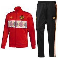 5a2151a192178f tg M uomo - Tuta da allenamento/rappresentanza nazionale Belgio 2018/19  Adidas