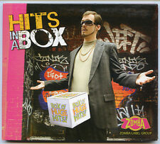 HITS IN A BOX T-PAIN Backstreet Boys UGK R.KELLY 7 SONS OF SOUL 2007 promo CD